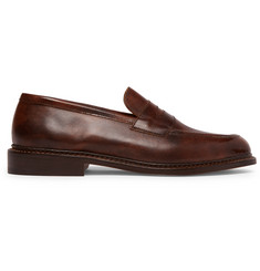 Tricker's Jason Leather Penny Loafers