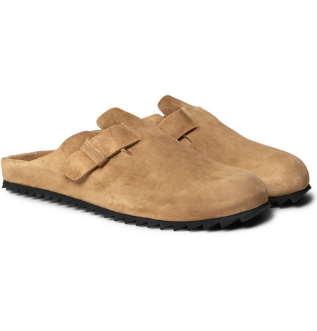 Agora Suede Sandals by Officine Creative