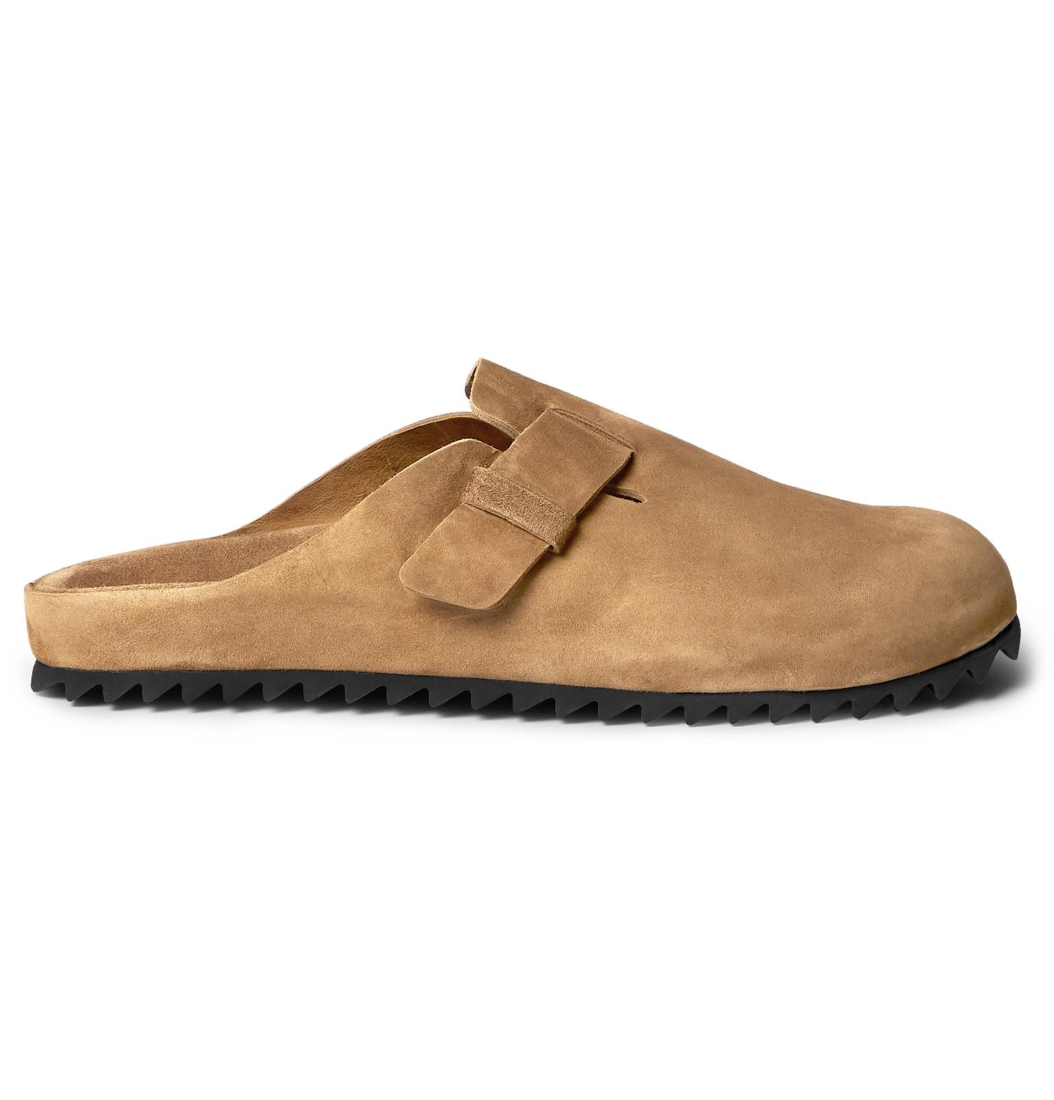 8a572347b10 Officine Creative - Agora Suede Sandals