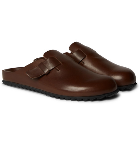 Officine Creative Sandals AGORA LEATHER SANDALS