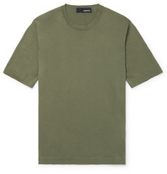 Lardini Cotton-Jersey T-Shirt