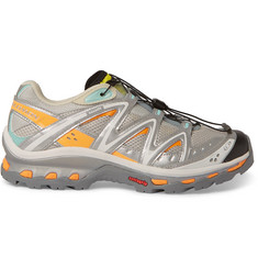 + The Broken Arm Xt-quest Mesh Running Sneakers - Silver
