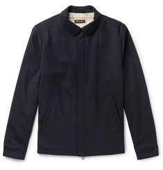 Loro Piana Madison Tech Wool-Blend Jacket