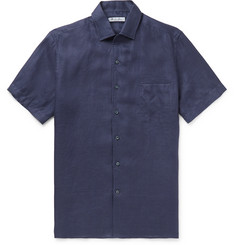 Loro Piana Paul Linen Shirt
