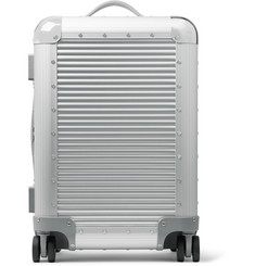 Fabbrica Pelletterie Milano - Bank S Spinner 53cm Aluminium Carry-On Suitcase
