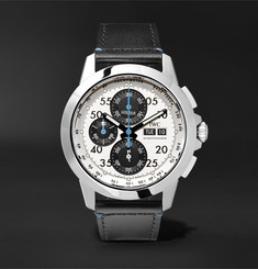IWC SCHAFFHAUSEN - Ingenieur Chronograph Sport Limited Edition 44mm Titanium and Leather Watch