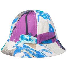 48f0d8451704bf Folk - + Alfie Kungu Printed Linen and Cotton-Blend Bucket Hat