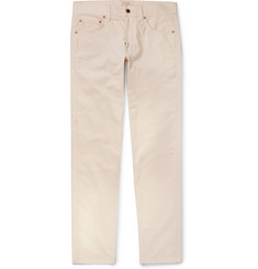 Holiday Boileau Cotton-Corduroy Trousers
