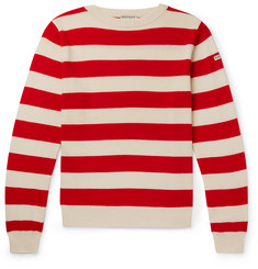 Holiday Boileau Striped Wool Sweater
