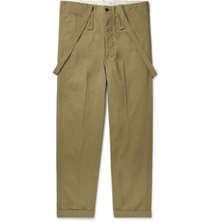 visvim Cotton-Canvas Trousers