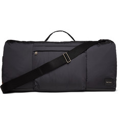 Paul Smith - Leather-Trimmed Shell Holdall