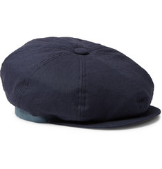 Paul Smith - Linen Flat Cap