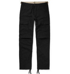 Carhartt WIP Aviation Slim-Fit Cotton-Ripstop Cargo Trousers