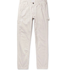 President's Cotton-Canvas Cargo Trousers