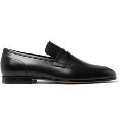 5cc80fce80f Paul Smith Chilton Leather Penny Loafers
