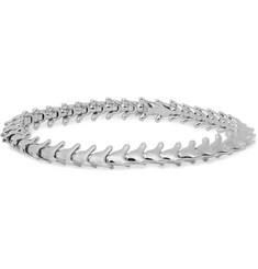 5781ccf8f Shaun Leane - Slim Serpent's Trace Sterling Silver Bracelet