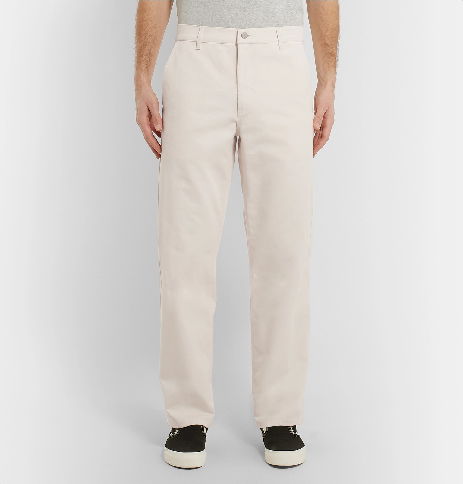 d910a1116e8 Norse Projects - Josef Organic Cotton-Twill Trousers