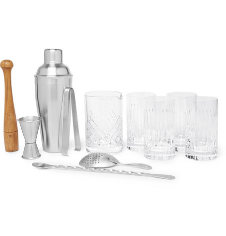 SOHO HOME Cocktail Maker Set in Clear