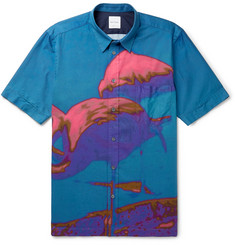 Paul Smith Printed Cotton Shirt