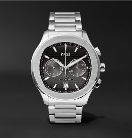 Piaget Polo S Chronograph 42mm Stainless Steel Watch, Ref. No. G0A42005