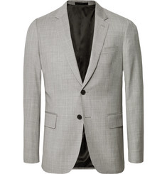 Paul Smith - Light-Grey Soho Slim-Fit Mélange Wool Suit Jacket
