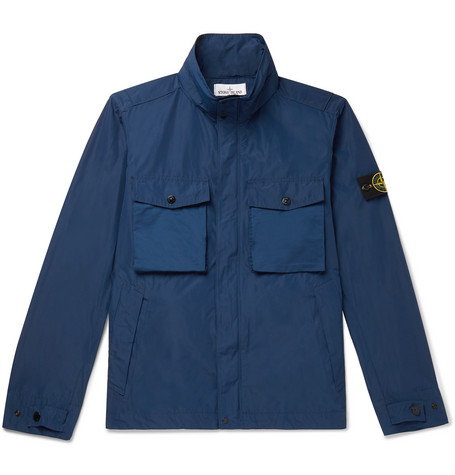 Reps Shell Jacket by Stone Island