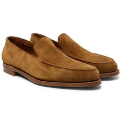 Edward Green - Islington Suede Loafers