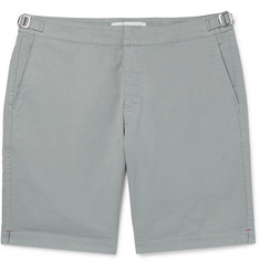 Orlebar Brown Dane Cotton-Twill Shorts