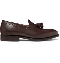 Church's Kingsley 2 Polished-Leather Tasselled Loafers