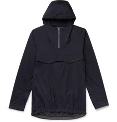 Sease Back Flip Shell Hooded Jacket