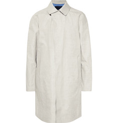 Sease Lifetime Storm System Linen Trench Coat