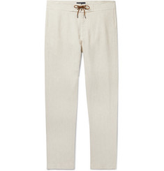 Sease Sunset Linen Drawstring Trousers