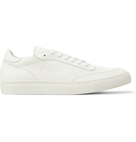 Officine Officine Generale ShoptagrLeather Sneakers By Generale By Sneakers ShoptagrLeather mv8NyOwn0