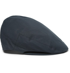 Lock & Co Hatters Water-Repellent Shell Flat Cap