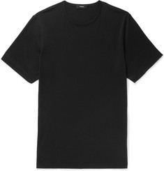 Theory Precise Slim-Fit Mercerised Cotton-Jersey T-Shirt