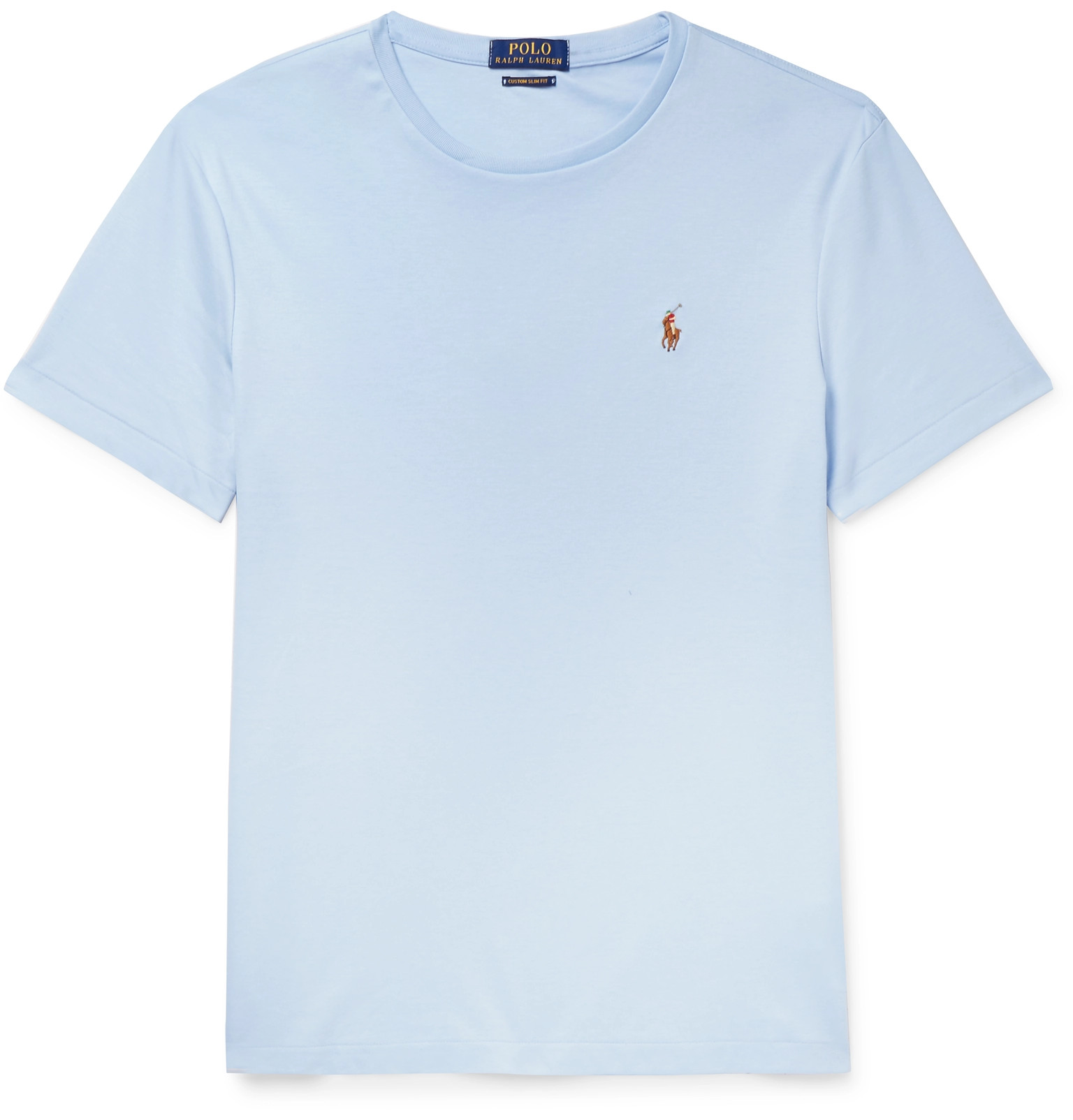 Polo Ralph Lauren - Slim-Fit Cotton-Jersey T-Shirt 3645aeb2ad4