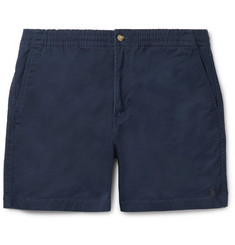 폴로 랄프로렌 반바지 Polo Ralph Lauren Stretch Cotton-Twill Shorts,Navy
