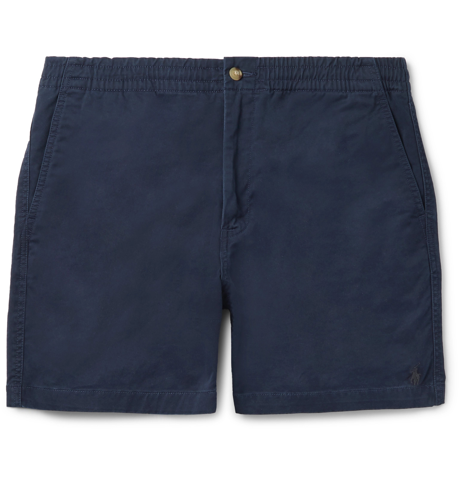 4239969a0 Polo Ralph Lauren - Stretch Cotton-Twill Shorts