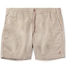 폴로 랄프로렌 반바지 Polo Ralph Lauren Stretch Cotton-Twill Shorts,Beige