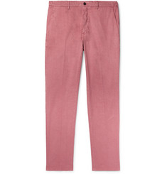 Altea Dumbo Linen-Blend Twill Drawstring Trousers