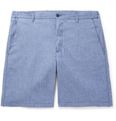 Altea Dumbo Slub Linen-Blend Shorts