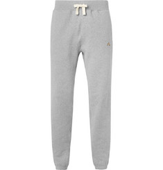 Tracksmith - Trackhouse Fleece-Back Cotton-Blend Jersey Sweatpants