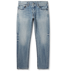 Fabric-Brand & Co Slim-Fit Denim Jeans
