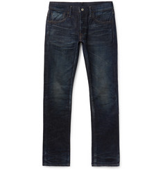 Fabric-Brand & Co - Doran Slim-Fit Selvedge Denim Jeans