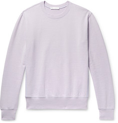 Fabric-Brand & Co Loopback Cotton-Jersey Sweatshirt