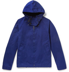 Ten C Shell Hooded Jacket