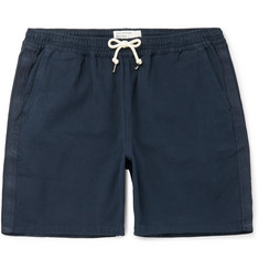 Universal Works Cotton-Canvas Drawstring Shorts