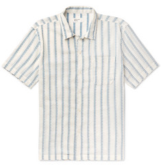 Universal Works Striped Cotton Shirt