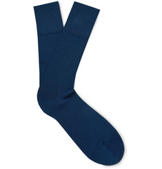 Falke - Tiago Stretch-Cotton Blend Socks
