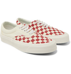 Vans - Era Checkerboard Canvas Sneakers